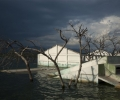 """Dr. Gonzalez quoted in an ABCnews article """"Villages slowly vanish as Hispaniola lakes grow"""""""