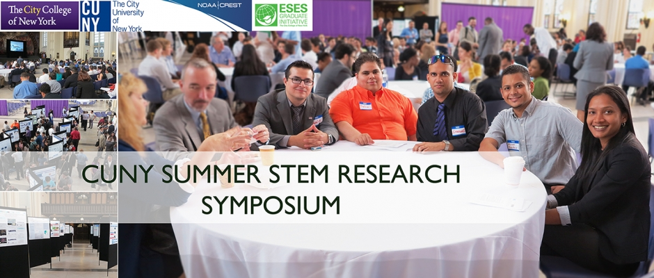 CUNY_Summer_STEM_Research_Symposium 2014