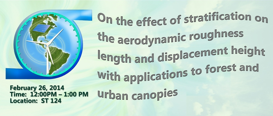 On the effect of stratification on the aerodynamic