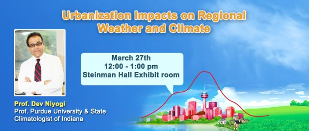 Urbanization Impacts on Regional Weather and Climate