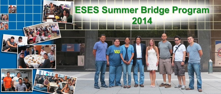 ESES Summer Bridge Program 2014